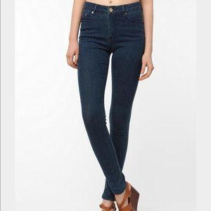 UO | BDG High Rise Cigarette Ankle Jeans 28W x 30L